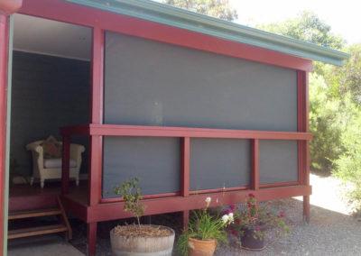 Enclosed verandah in Huntfield Heights