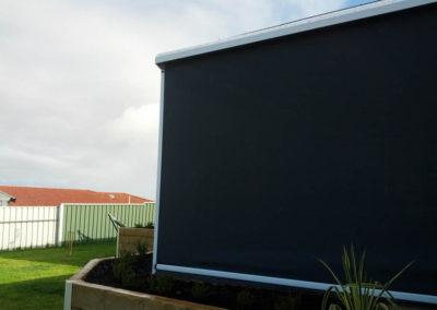 Ziptrak blinds at Seaford Rise-2
