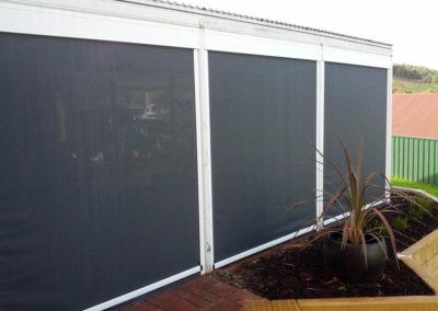 Ziptrak blinds at Seaford Rise